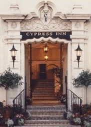 Stay at Doris Days Cypress Inn